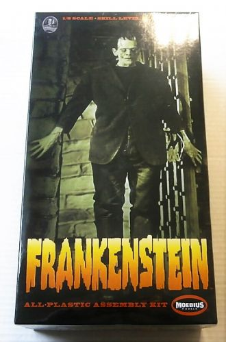 MOEBIUS 1/8 909 THE FRANKENSTEIN MONSTER