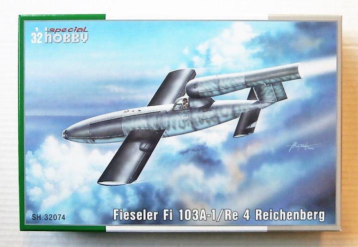 SPECIAL HOBBY 1/32 32074 FIESELER FI 103A-1/ RE 4 REICHENBERG