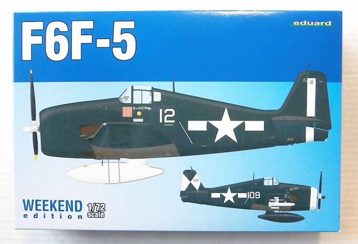 EDUARD 1/72 7450 GRUMMAN F6F-5 HELLCAT