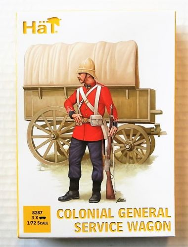 HAT INDUSTRIES 1/72 8287 COLONIAL GENERAL SERVICE WAGON
