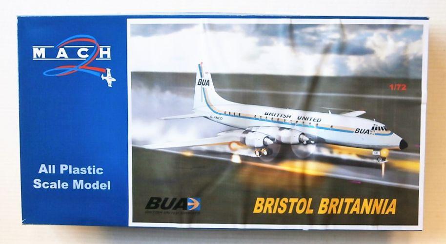 MACH 1/72 GP098 BRISTOL BRITANNIA BUA