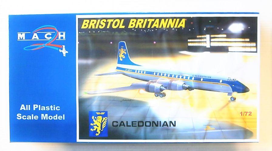 MACH 1/72 GP096 BRISTOL BRITANNIA CALEDONIAN