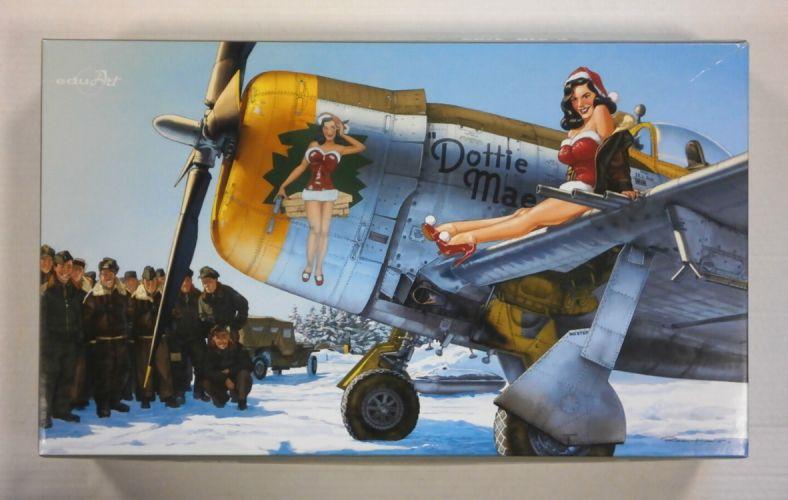 EDUARD 1/32 11103 P-47D DOTTIE MAE