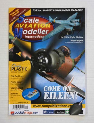 SCALE AVIATION MODELLER  SAMI VOLUME 19 ISSUE 10