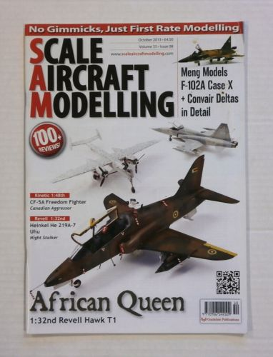SCALE AIRCRAFT MODELLING  SAM VOLUME 35 ISSUE 08