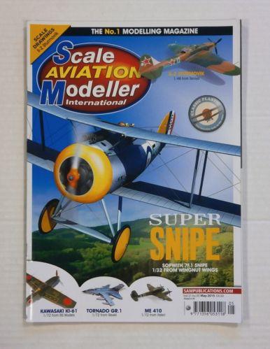 SCALE AVIATION MODELLER  SAMI VOLUME 21 ISSUE 05