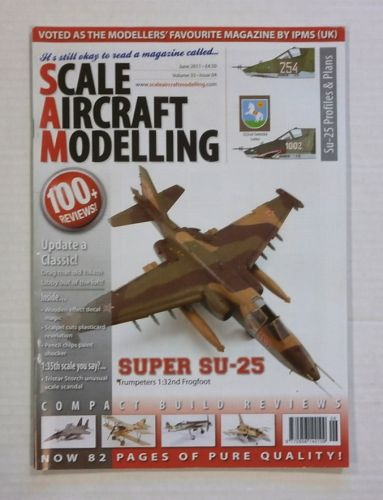 SCALE AIRCRAFT MODELLING  SAM VOLUME 33 ISSUE 04