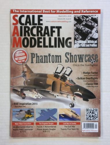 SCALE AIRCRAFT MODELLING  SAM VOLUME 38 ISSUE 01
