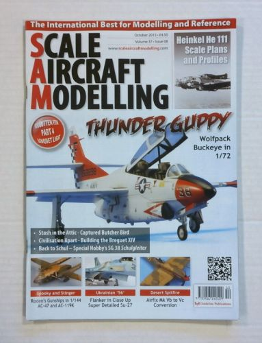 SCALE AIRCRAFT MODELLING  SAM VOLUME 37 ISSUE 08