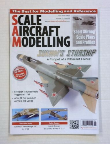 SCALE AIRCRAFT MODELLING  SAM VOLUME 37 ISSUE 04