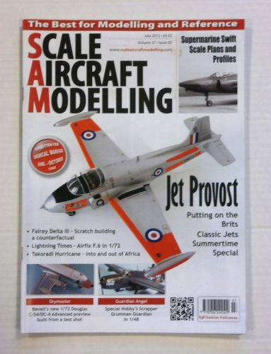 SCALE AIRCRAFT MODELLING  SAM VOLUME 37 ISSUE 05