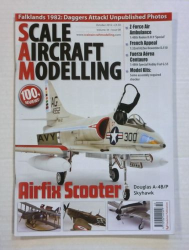 SCALE AIRCRAFT MODELLING  SAM VOLUME 34 ISSUE 08
