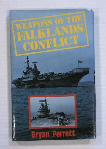 CHEAP BOOKS  ZB1376 WEAPONS OF THE FALKLANDS CONFLICT - BRYAN PERRETT