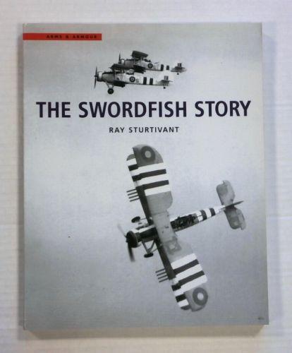 CHEAP BOOKS  ZB1373 ARMS   ARMOUR THE SWORDFISH STORY - RAY STURTIVANT