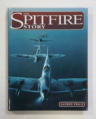 CHEAP BOOKS  ZB1371 THE SPITFIRE STORY - ALFRED PRICE