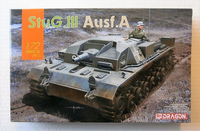 DRAGON 1 7557 StuG.III Ausf.A
