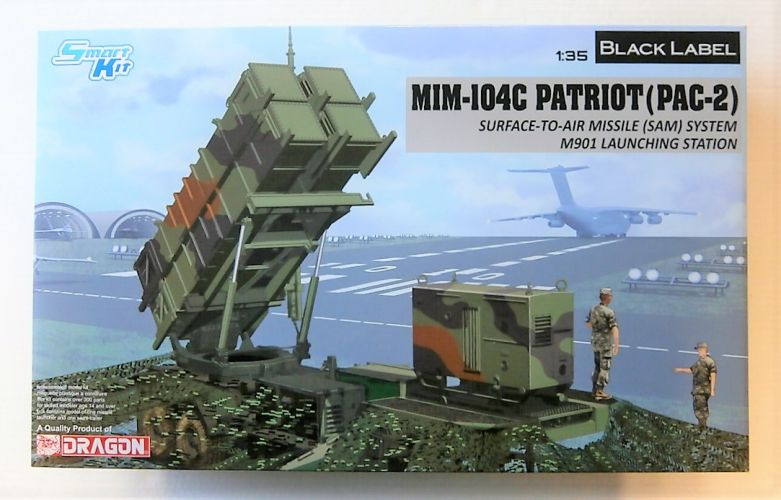 DRAGON 1/35 3604 MIM-104C PATRIOT  PAC-2