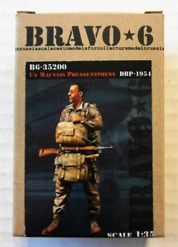 BRAVO 6 1/35 35200 UN MAUVAIS PRESSENTIMENT DBP 1954