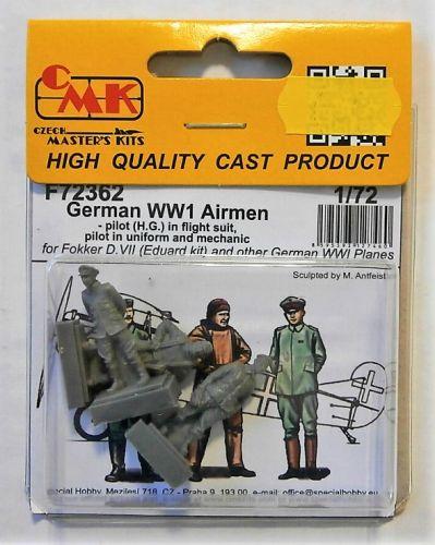 CMK 1/72 72362 GERMAN WWI AIRMEN