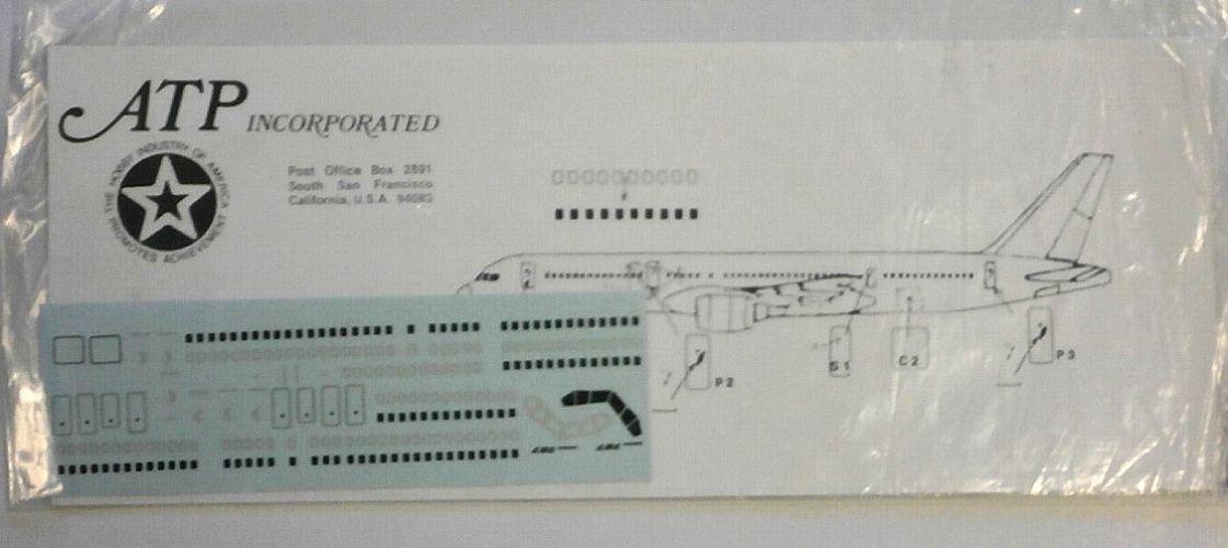 ATP 1/200 1776. BOEING 757-200 WINDOWS   DOORS