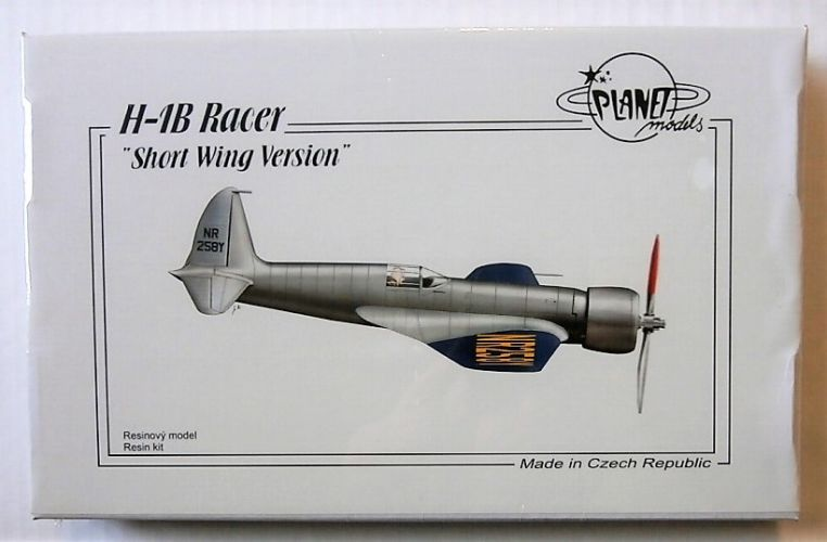 PLANET MODELS 1/48 165 H-1B RACER SHORT WINGED VERSION