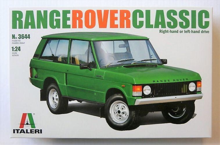 ITALERI 1/24 3644 RANGE ROVER CLASSIC