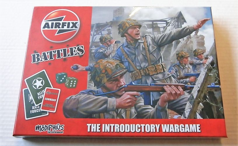 AIRFIX  50360 BATTLES - THE INTRODUCTORY WARGAME