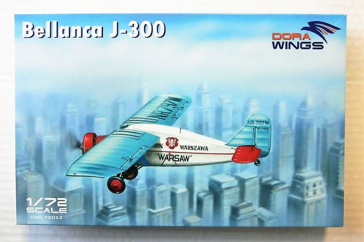 DORA WINGS 1/72 72012 BELLANCA J-300