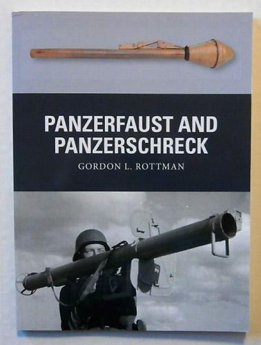 OSPREY WEAPON  036. PANZERFAUST AND PANZERSCHRECK