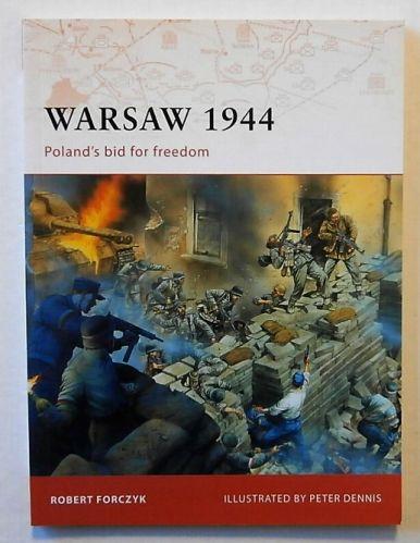 OSPREY CAMPAIGN  205. WARSAW 1944