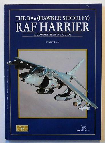 SAM MODELLERS DATAFILES  017. THE BAE  HAWKER SIDDELEY  RAF HARRIER