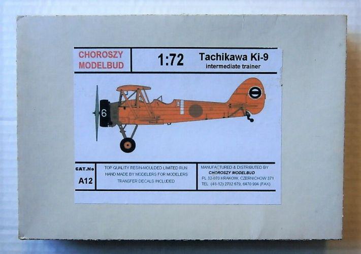 CHOROSZY 1/72 A12 TACHIKAWA KI-9 INTERMEDIATE TRAINER
