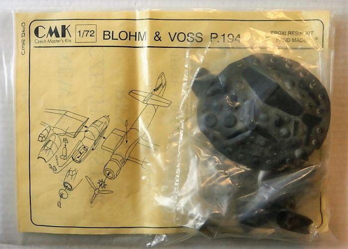 CMK 1/72 CMR260 BLOHM   VOSS P.194