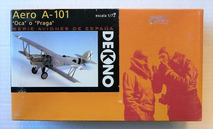 DEKNO 1/72 1300 AERO A-101 OCA O PRAGA