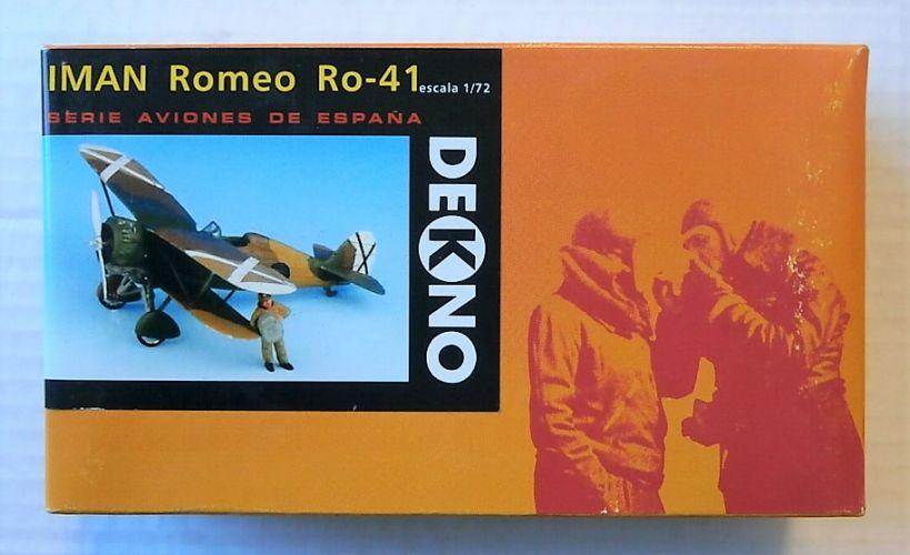 DEKNO 1/72 1500 IMAN ROMEO RO-41