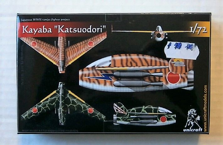 UNICRAFT 1/72 KAYABA KATSUODORI