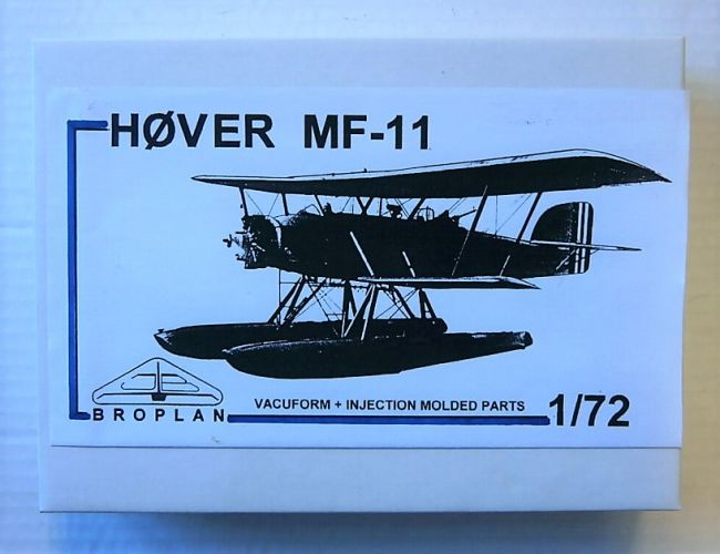 BROPLAN 1/72 HOVER MF-11