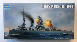 TRUMPETER 1/700 06717 HMS NELSON 1944