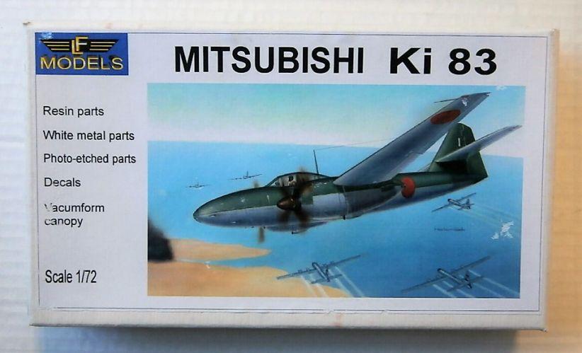 LF 1/72 MITSUBISHI KI 83