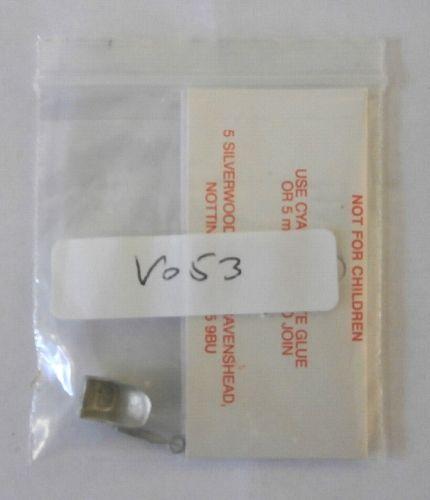AEROCLUB 1/72 V053 WW2 BUCKET SEATS   FIGHTER TYPE CONTROL  COLUMN X1