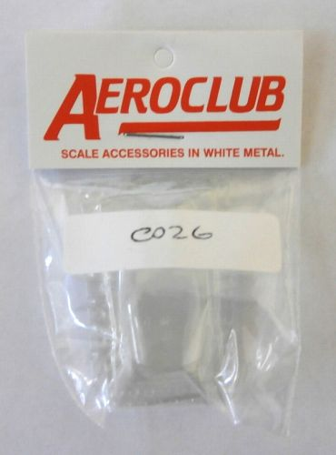 AEROCLUB 1/72 C026 LIGHTNING T4/5 CANOPY