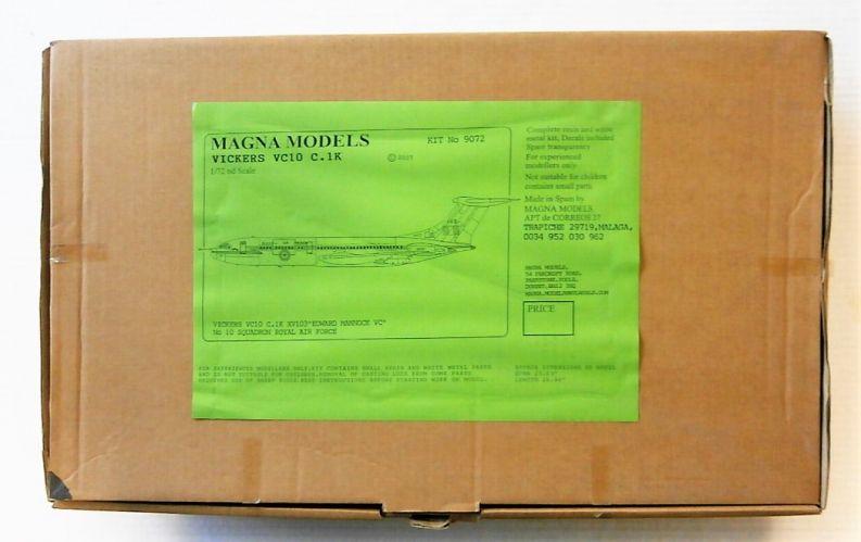 MAGNA 1/72 9072 VICKERS VC10 C1K