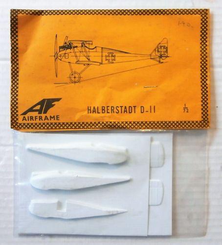 AIRFRAME 1/72 HALBERSTADT D-II
