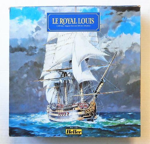 HELLER 1/200 80849 LE ROYAL LOUIS  UK SALE ONLY  NO PAINTS ETC