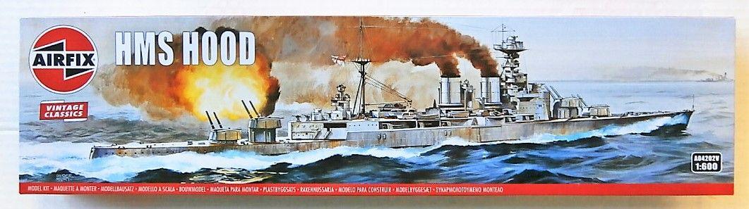 AIRFIX 1/600 A04202V VINTAGE CLASSICS - HMS HOOD