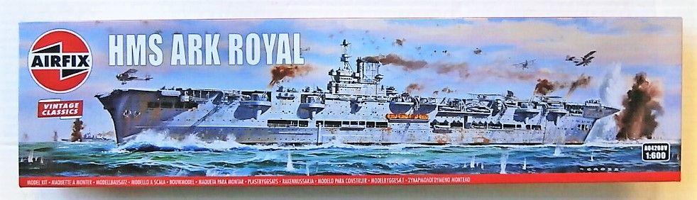 AIRFIX 1/600 A04208V VINTAGE CLASSICS - HMS ARK ROYAL