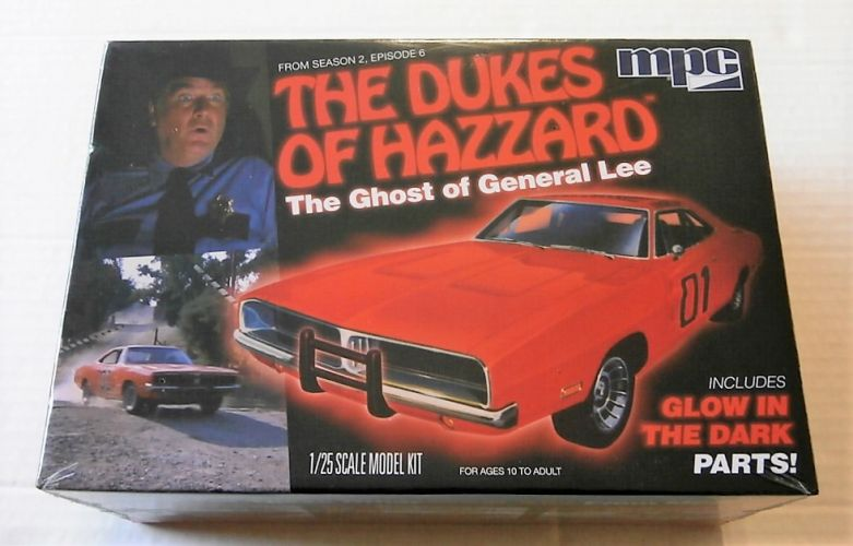 MPC 1/25 754/12 THE DUKES OF HAZZARD GHOST OF GENERAL LEE