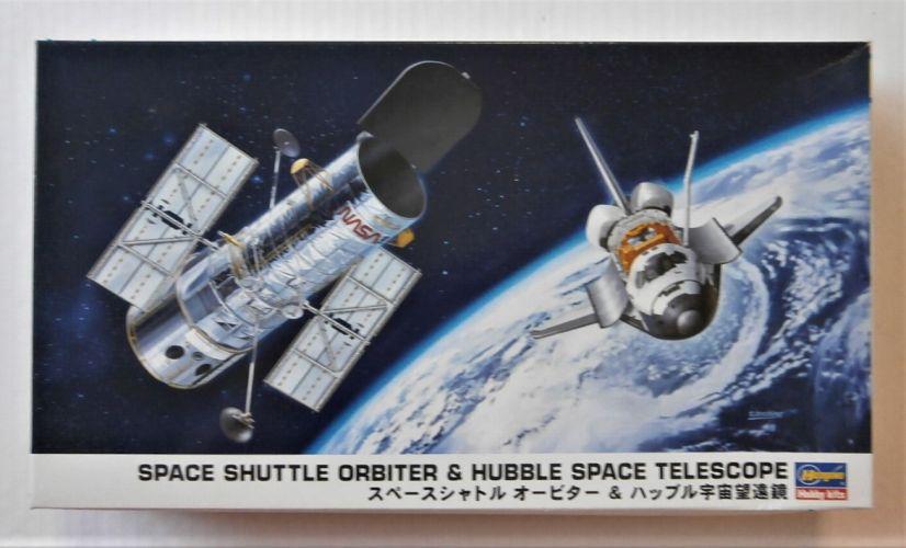 HASEGAWA 1/200 10676 SPACE SHUTTLE ORBITER   HUBBLE SPACE TELESCOPE