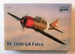 SWORD 1/72 72112 REGGIANE RE 2000 GA FALCO