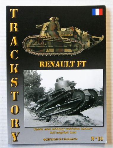 CHEAP BOOKS  ZB2464 TRACKSTORY No 10 - RENAULT FT
